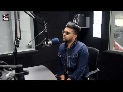 GURU RANDHAWA - X-CLUSIVE & RARE INTERVIEW BY RAAJ JONES