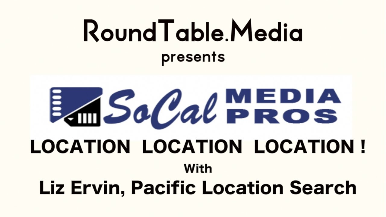 Liz Ervin Talks Loctions at SoCal Media Pros