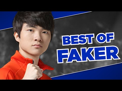 Best Of Faker - Play Maker |  Funny Montage