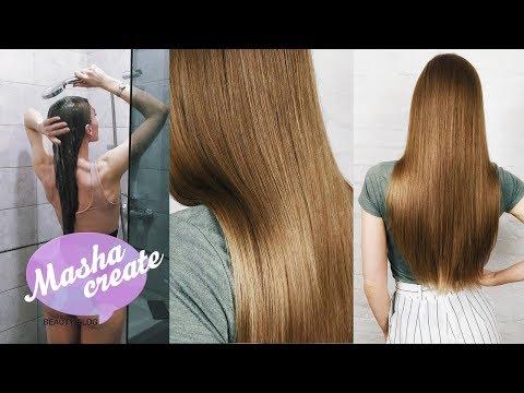Как ухаживать за волосами в бане