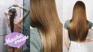 Мой уход за волосами: ПРАВИЛЬНОЕ мытье волос. Как ухаживать за волосами? Красивые длинные волосы