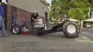 Exploding Engine