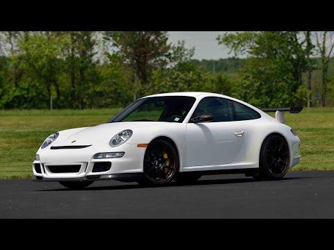 Lot S88 // 2007 Porsche 911 GT3 RS // Mecum Monterey 2016