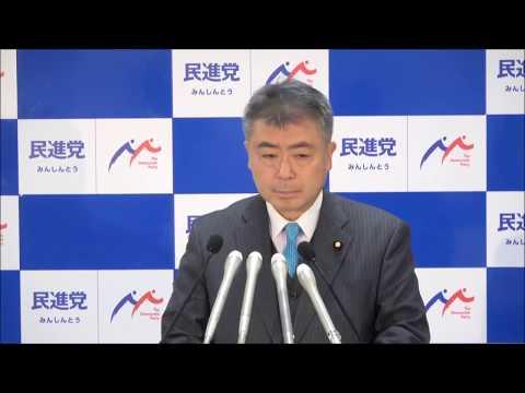 【森友】櫻井充、国税庁長官発言は「安倍総理や昭恵夫人の思いを忖度したから。元を正せば総理や夫人に問題がある」@定例会見