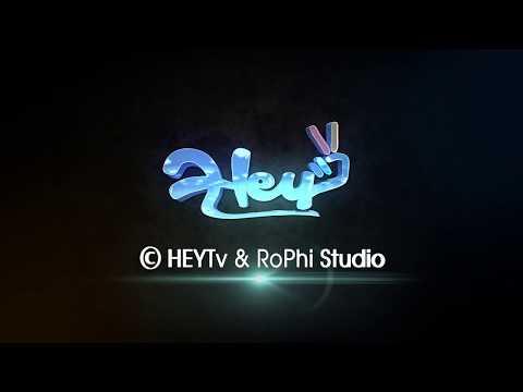 Intro Clip Logo mẫu intro mới ⒸHEYTv & ROPhi Studio - Dịch Vụ Thiết Kế Intro Logo Video