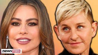 Sofia Vergara Addresses Ellen DeGeneres' Racist Actions!