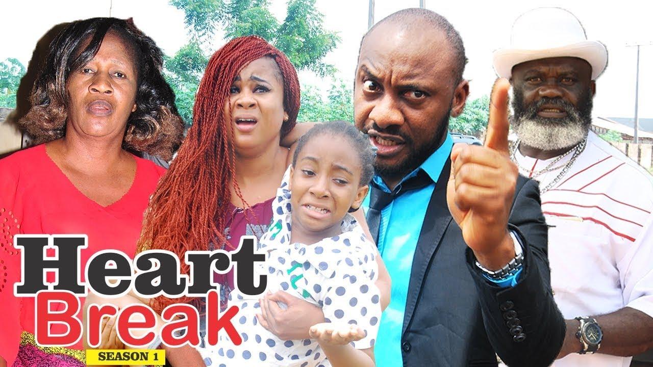 HEART BREAK 1 - LATEST NIGERIAN NOLLYWOOD MOVIES || TRENDING NOLLYWOOD MOVIES