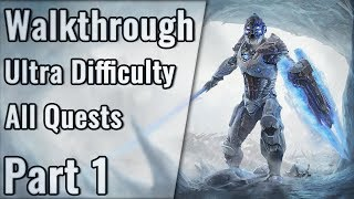 ELEX Walkthrough  - Part 1 (Ultra Difficulty + All Side Quests + Full Exploration)