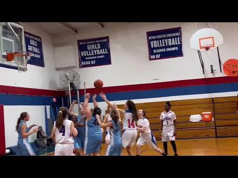 2019-2020 JJV Girls Basketball Metro Conference Champions!!!!! ?????????? Go Portsmouth Christian School