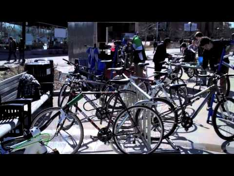 RIT's Bicycle Friendly Campus