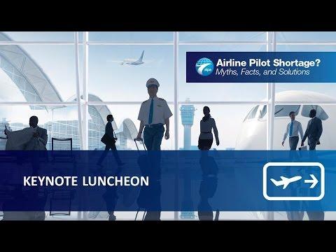 Airline Pilot Shortage? - Part 4 - Keynote