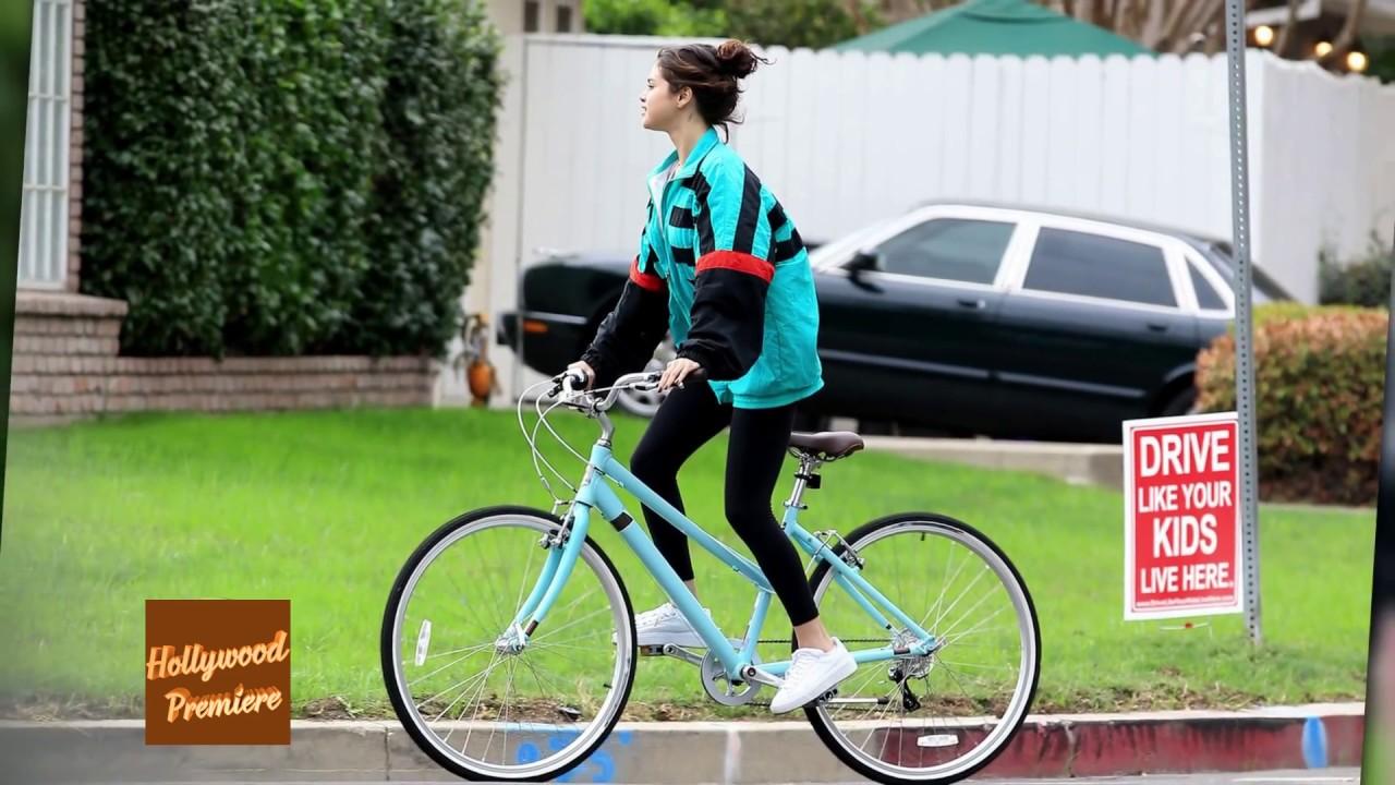 Selena Gomez Spotted Wearing The Weeknd's Jacket