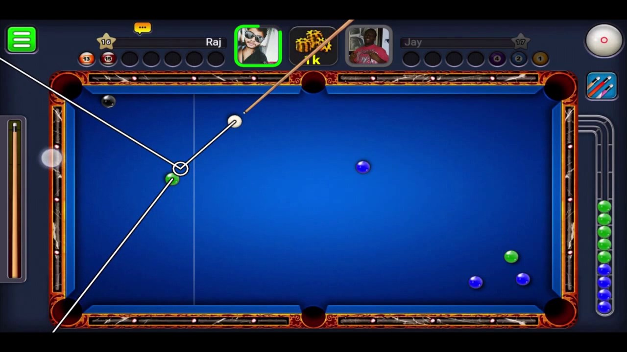 8 Ball pool Cash hack + Dual Guidelines + Auto Win Mod ...