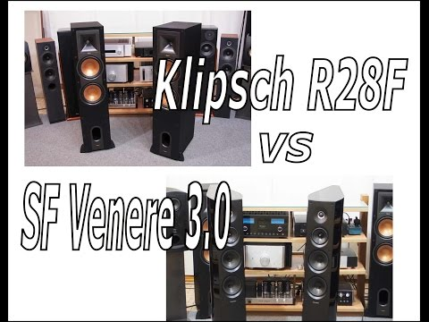 klipsch-r28f-vs-sonus-faber-venere-3-0-sond-test-video-hd