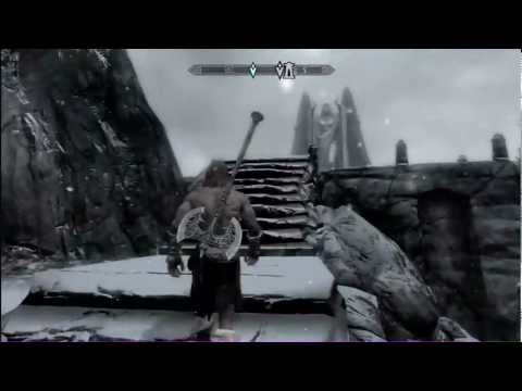 !!!CONAN THE BARBARIAN IN SKYRIM!!! The Break Of Dawn Complete Quest, How To Get Dawnbreaker