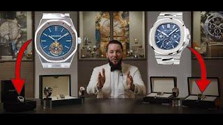 Silvester 1,5 MIO Euro Special: Patek Philippe, Audemars Piguet, Rolex, Jaeger le Coultre