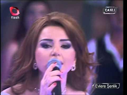 Leyla Barut Potpori Flash Tv 11 04 2016