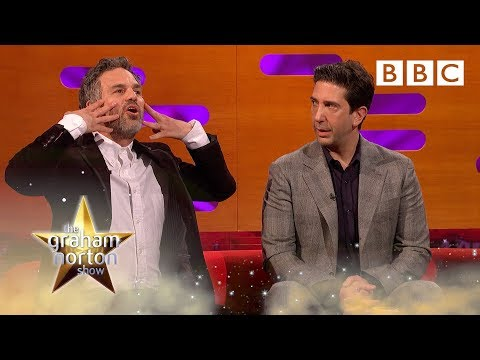 When Mark Ruffalo Set Someone's Face On Fire! | The Graham Norton Show - BBC