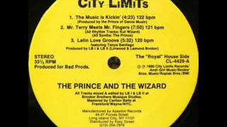 The Prince And The Wizard - Mr Terry Meets Mr Fingers 1990.