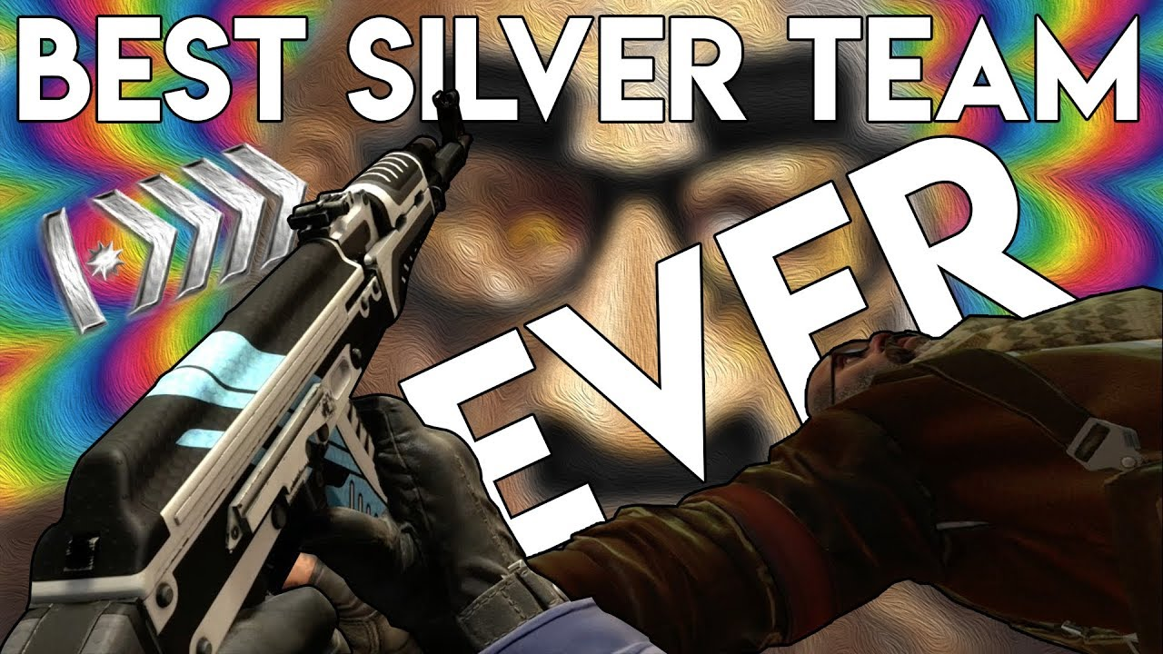 CSGO - BEST SILVER TEAM EVER (Funny Moments #2) - YouTube
