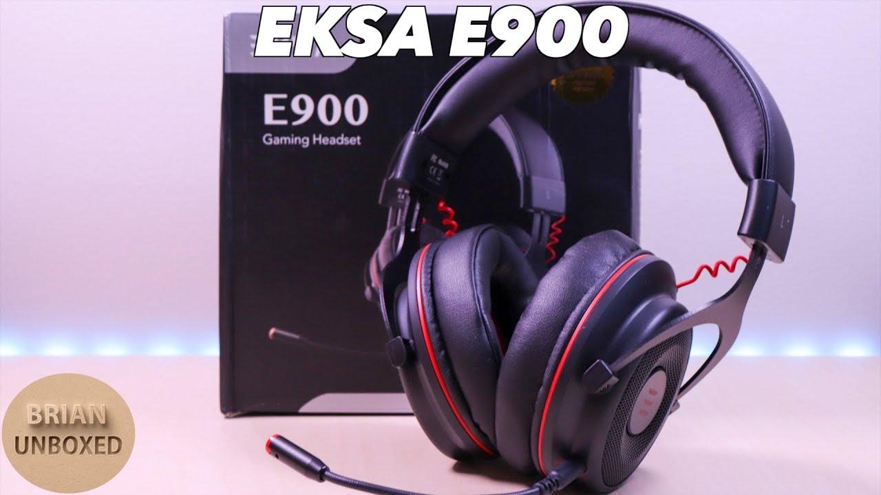 EKSA E900 Gaming Headset - Review
