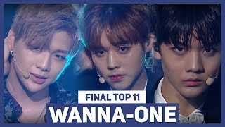 Video Introducing WANNA ONE | Produce 101 Season 2 EP.11 Final Top 11 Official Ranking download MP3, 3GP, MP4, WEBM, AVI, FLV Desember 2017