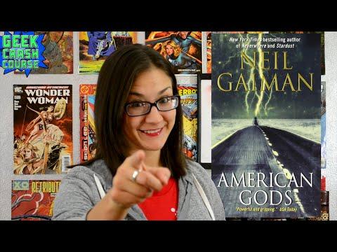 American Gods - The Basics Of Neil Gaiman's Classic Novel - Geek Crash Course East
