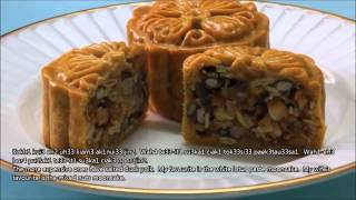 Making Mooncakes & Other Mid-autumn Pastries