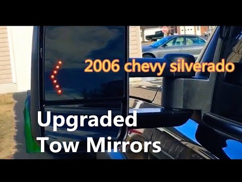 Yitamotor Step By Step Guidance On Replacing Tow Mirrors 2006