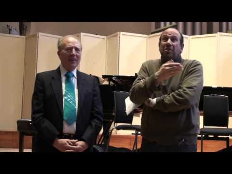 William Bennett flutist - Interview with Wissam Boustany