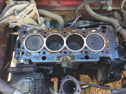 peugeot 106 head gasket replacement doovi. Black Bedroom Furniture Sets. Home Design Ideas