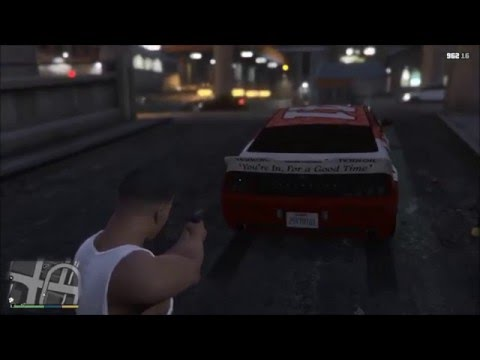 GTA 5 HOW TO USE TURN SIGNALS