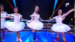 S.I.R. on Romania Danseaza (Got To Dance Romania) - Dance Again Till The World Ends (2014) Resimi