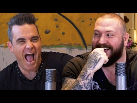 ROBBIE WILLIAMS  True Geordie Podcast 74