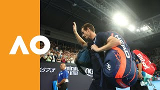 For the last time: Andy Murray | EXTENDED CUT | Australian Open 2019