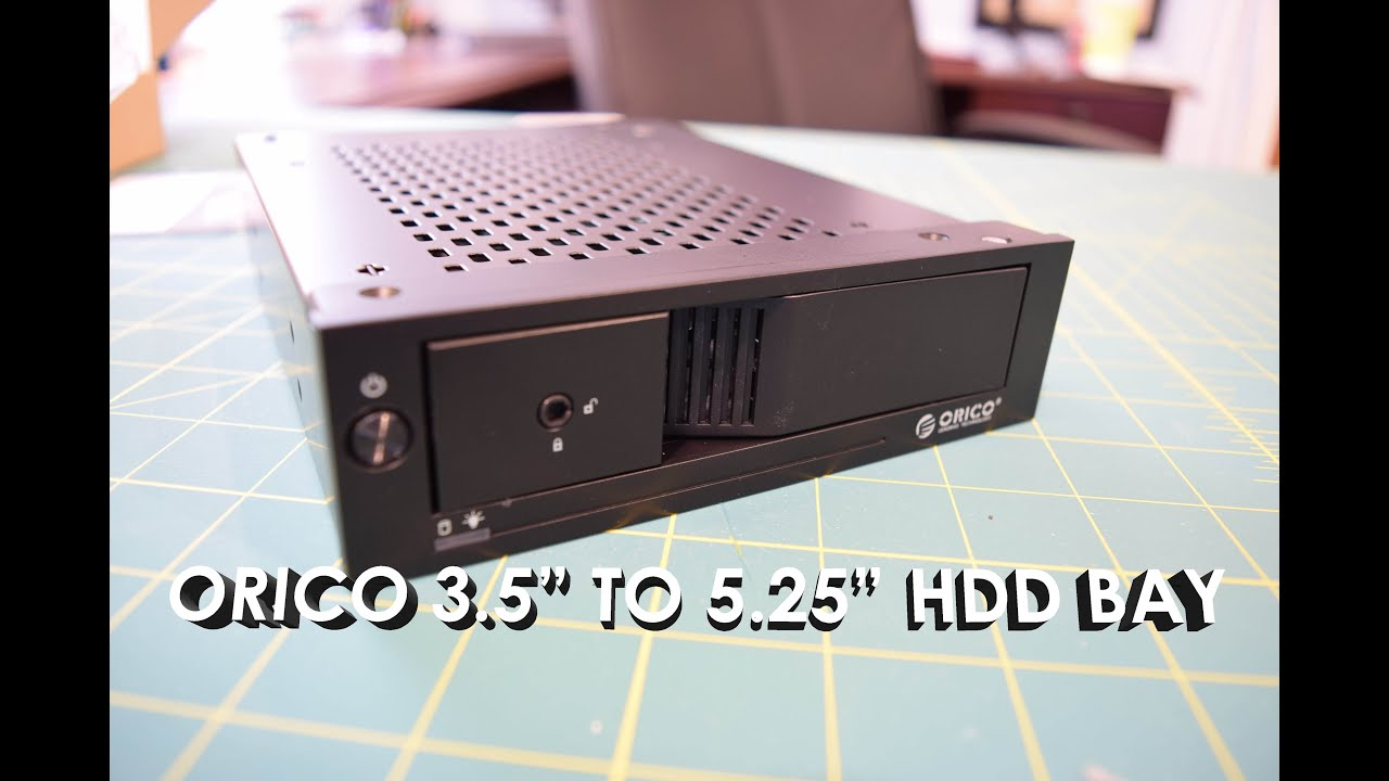 Orico Tool Free 35 To 525 Hard Drive Bay 1105ss Unboxing New Arrival 1 25 Inch External Hdd Enclosure Sata 2 Usb 30 Installation Overview