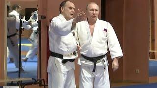 Дзюдоисты пообещали Путину все золото Рио