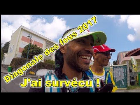 Grand Raid de la Réunion 2017 : La diagonale des fous, je l'ai faite !!!!
