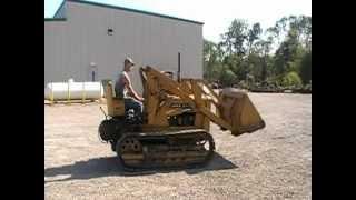 John Deere 440 Crawler Loader