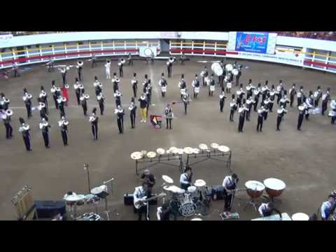"Ohio Marching Band Vrs. Patria Drum & Bugle Corps ""Treasure by bruno Mars"""