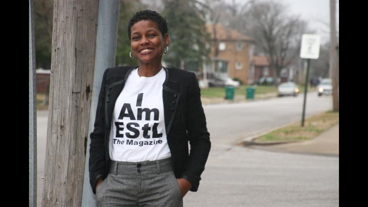 """Founder of """"I Am EStL"""" The Magazine to have section of East St. Louis street named after her"""