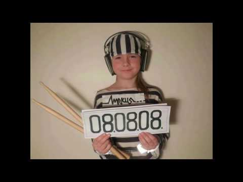 """Welcome To My World!!!Markus Roman.Drums.8y.o.Norway.""""Norsk Talent-2017."""""""