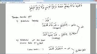 Download Video Ngaji Kitab Jurumiyah Bagian 4 Tanda Fi'il MP3 3GP MP4