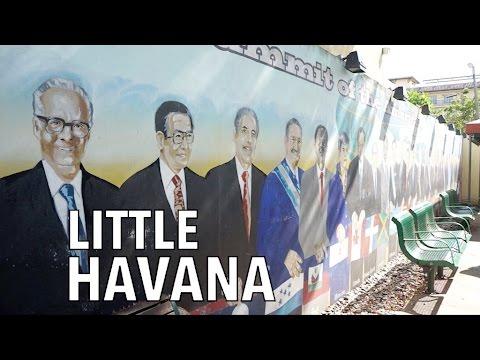 MIAMI: Little Havana - Domino Park & Amazing Street Art 🎨