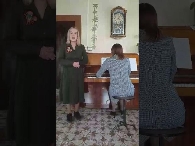 №314 Сувелёва Анастасия. Песня