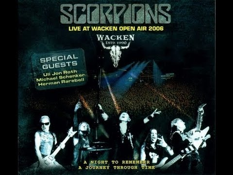 "Scorpions - ""A Night to Remember"" Live at Wacken Open Air 2006 (Full Concert)"