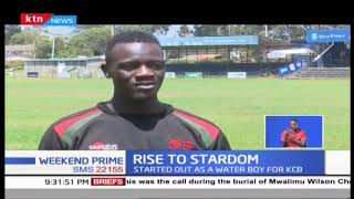 19-year-old Johnson Olindi rises from grass to grace in Kenya Rugby games