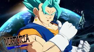 VEGETTO SSJ BLUE | DRAGON BALL FIGHTER Z!