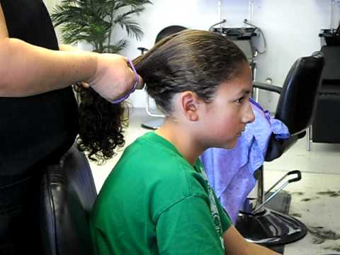 Longest Hair Cut Ever For Boys Part1 Youtube