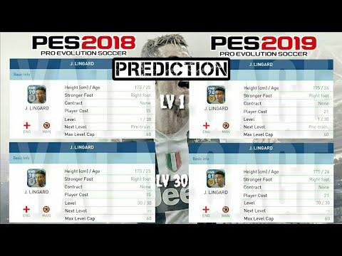 Pes 2019 mobile ( prediksi 10 pemain yang upgrade dari silver ke gold ball)  pes 2018 mobile